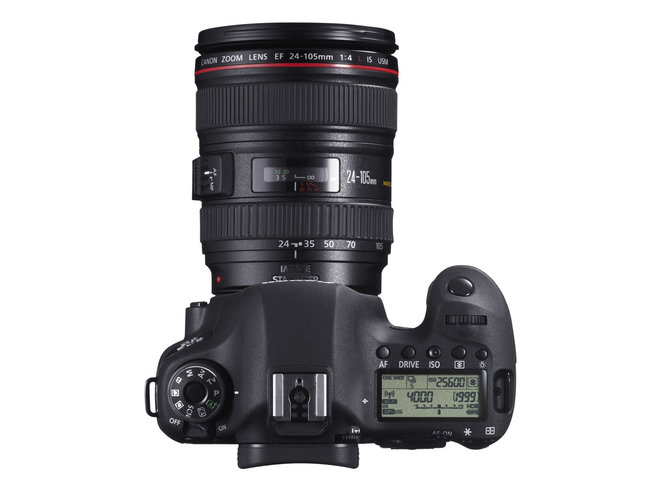 Canon EOS 6D DSLR announced, Wi-Fi enabled and built-in GPS - photo 4