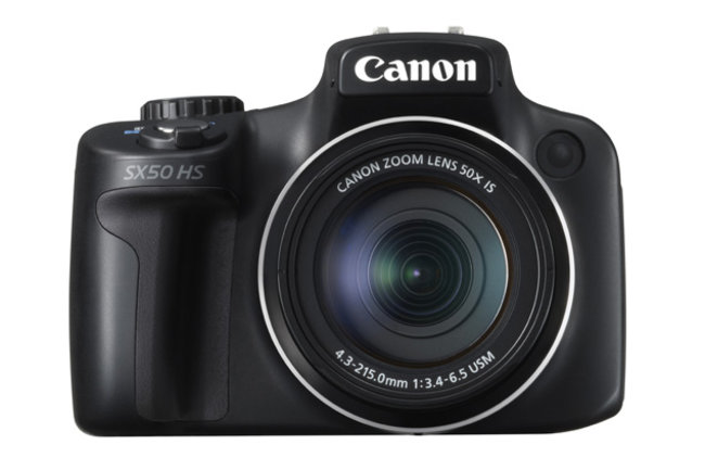 Canon PowerShot SX50 HS brings 50x zoom to the party - photo 1