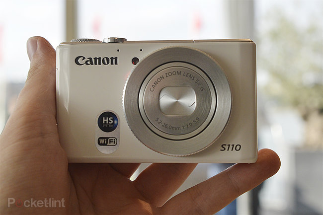 Canon PowerShot S110 pictures and hands-on - photo 1