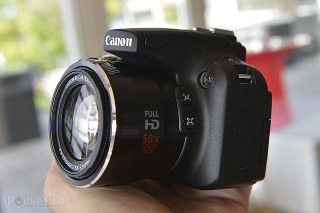 Canon PowerShot SX50 HS pictures and hands-on - photo 3