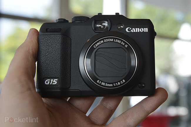 Canon PowerShot G15 pictures and hands-on - photo 2