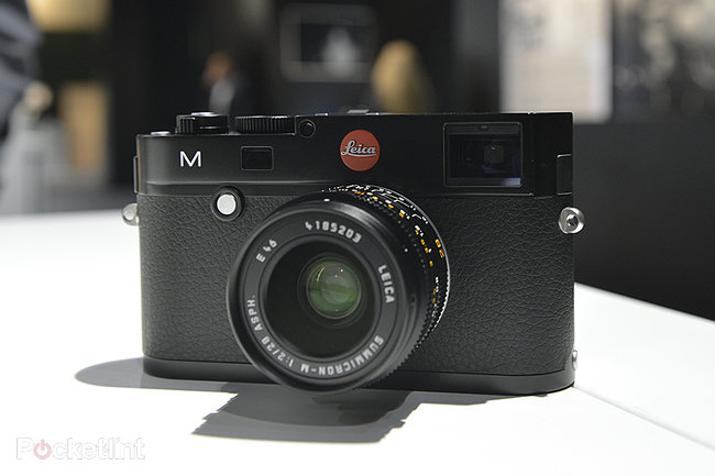The new Leica M (2013) pictures and hands-on  - photo 1