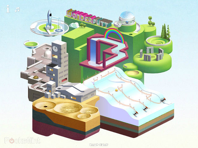 APP OF THE DAY: Wonderputt review (iPad) - photo 1