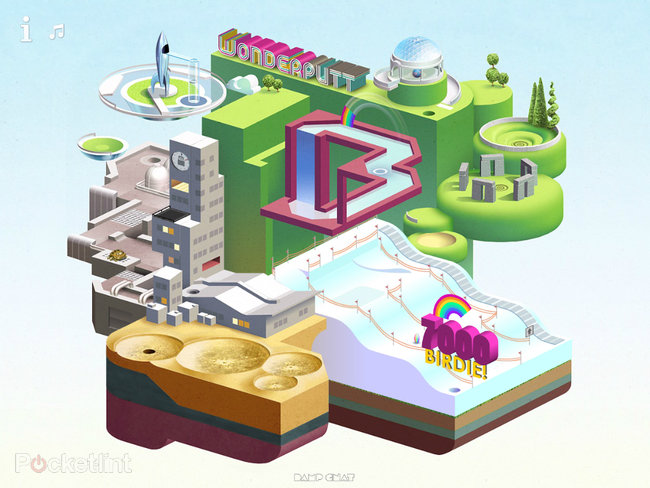 APP OF THE DAY: Wonderputt review (iPad) - photo 15
