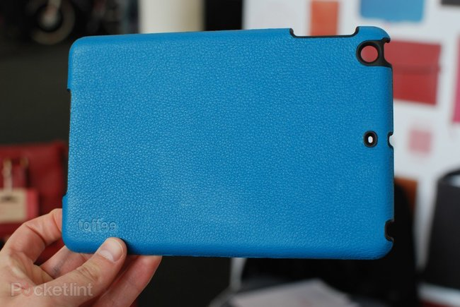 New iPad mini cases pictured as manufacturers prepare for launch, strange new rear hole appears - photo 2