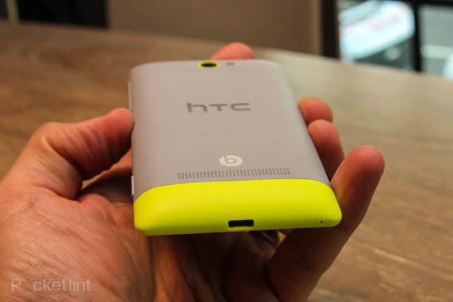 Windows Phone 8S by HTC pictures and hands-on - photo 4