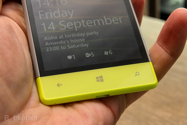 Windows Phone 8S by HTC pictures and hands-on - photo 9