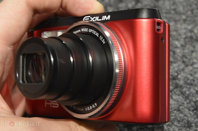 Casio Exilim EX-ZR1000 pictures and hands-on - photo 8