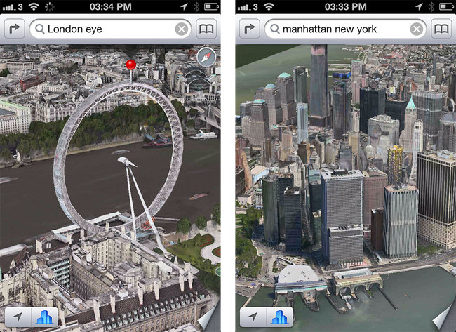 iOS 6 maps explored - photo 5