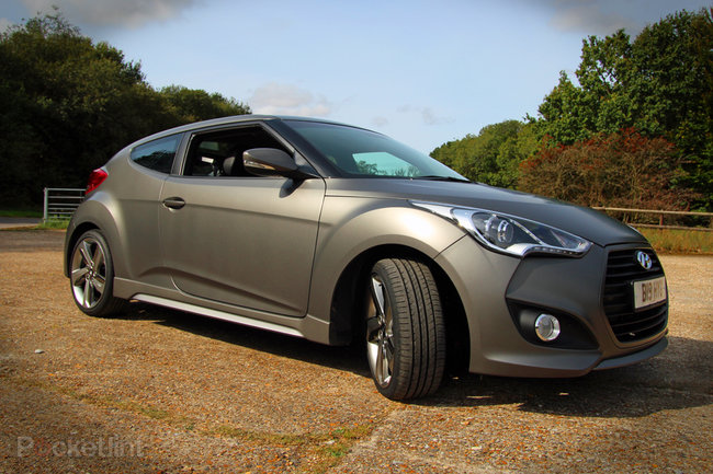 Hyundai Veloster Turbo SE pictures and hands-on - photo 1