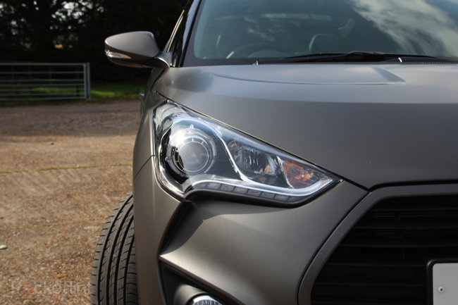 Hyundai Veloster Turbo SE pictures and hands-on - photo 4