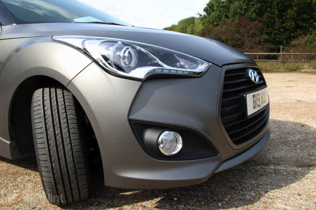Hyundai Veloster Turbo SE pictures and hands-on - photo 6