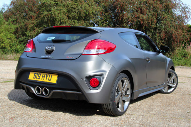 Hyundai Veloster Turbo SE pictures and hands-on - photo 8