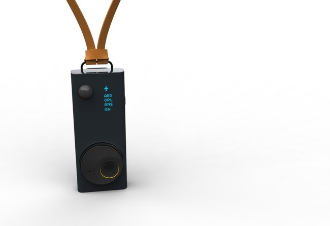 Autographer: The world's first intelligent wearable camera - photo 7