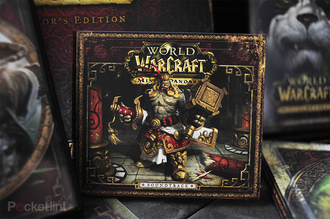 World of Warcraft Mists of Pandaria collector's edition pictures and hands-on - photo 5