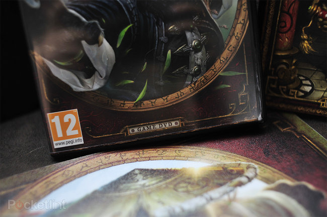 World of Warcraft Mists of Pandaria collector's edition pictures and hands-on - photo 8