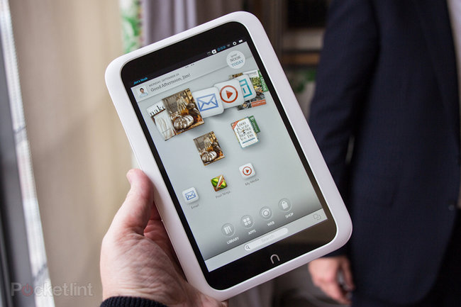 Barnes & Noble Nook HD 7-inch tablet pictures and hands-on - photo 1