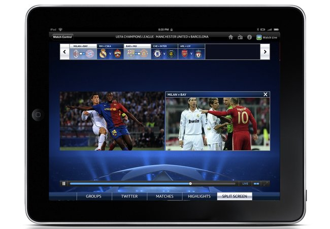 Ryder Cup 2012 live streams added to Sky Sports iPad app - photo 3