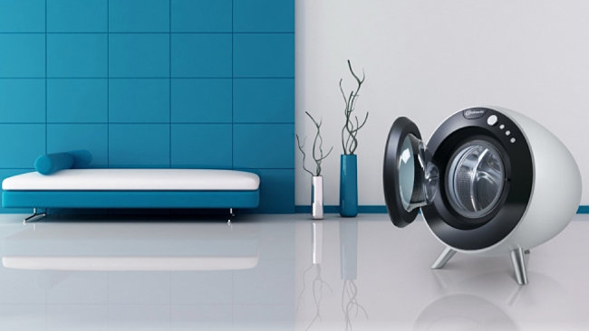 The washing machine that's round, stylish and on our wish list - photo 2