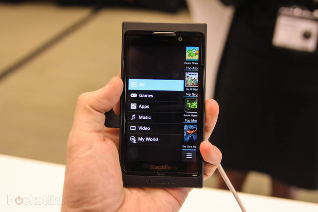 BlackBerry 10 and the Alpha Dev B pictures and hands-on - photo 34