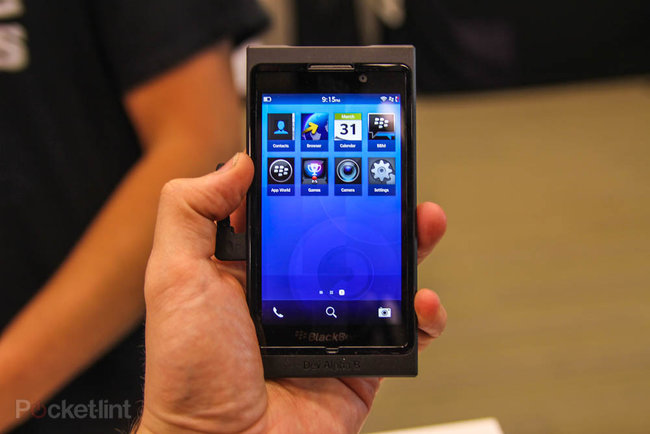 BlackBerry 10 and the Alpha Dev B pictures and hands-on - photo 5