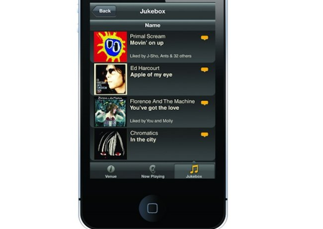 Secret DJ app puts you in control of the music at your local bar or pub - photo 1