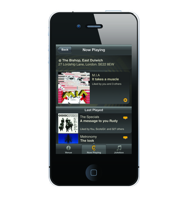 Secret DJ app puts you in control of the music at your local bar or pub - photo 3