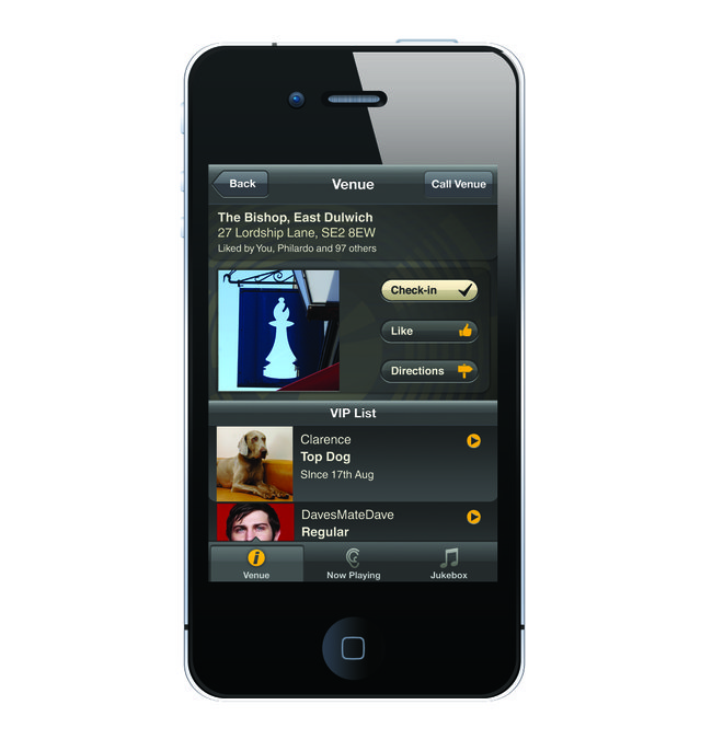 Secret DJ app puts you in control of the music at your local bar or pub - photo 4