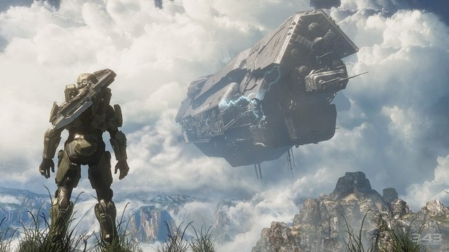 Halo 4 preview - photo 2