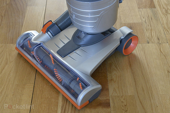 Vax Air3 multi-cyclonic upright vacuum cleaner pictures and hands-on - photo 2