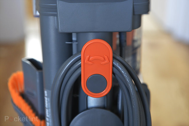 Vax Air3 multi-cyclonic upright vacuum cleaner pictures and hands-on - photo 4