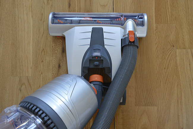 Vax Air3 multi-cyclonic upright vacuum cleaner pictures and hands-on - photo 7