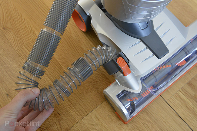 Vax Air3 multi-cyclonic upright vacuum cleaner pictures and hands-on - photo 9