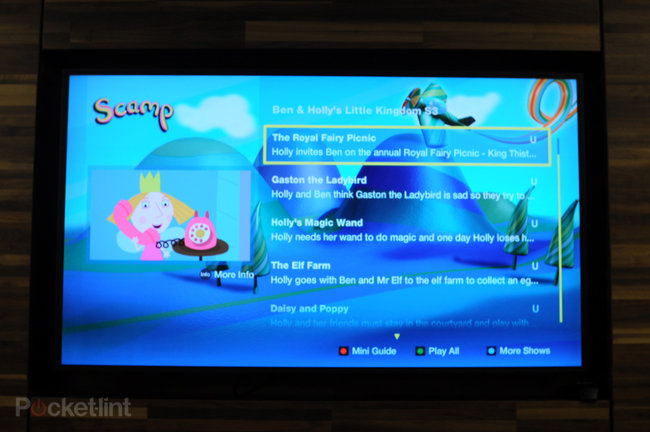 TalkTalk YouView pictures and hands-on - photo 13