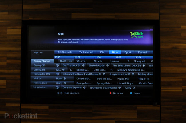 TalkTalk YouView pictures and hands-on - photo 16