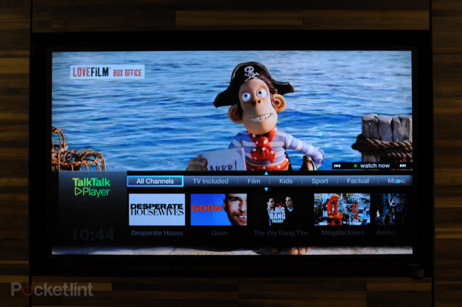 TalkTalk YouView pictures and hands-on - photo 18