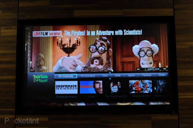 TalkTalk YouView pictures and hands-on - photo 19