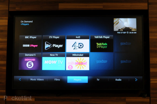 TalkTalk YouView pictures and hands-on - photo 22