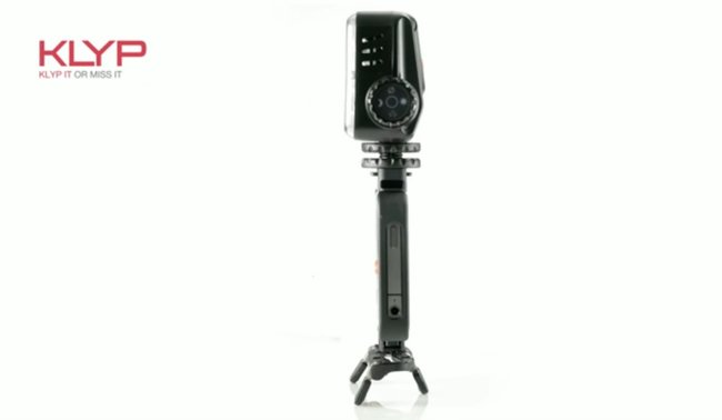 Klyp iPhone cover comes with tripod and flash for improved camera experience - photo 3