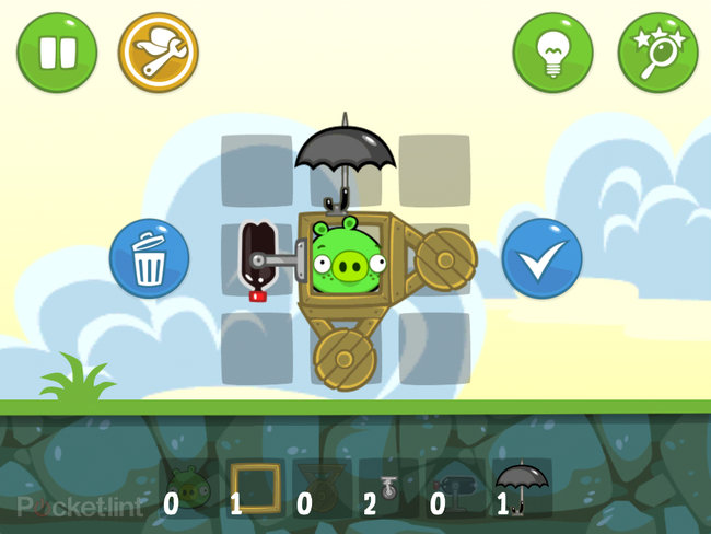 APP OF THE DAY: Bad Piggies review (iPad / iPhone / Android) - photo 14