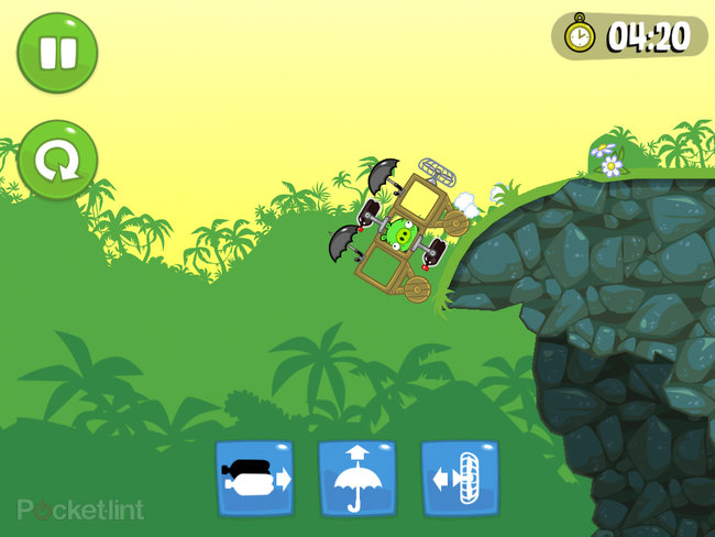 APP OF THE DAY: Bad Piggies review (iPad / iPhone / Android) - photo 16