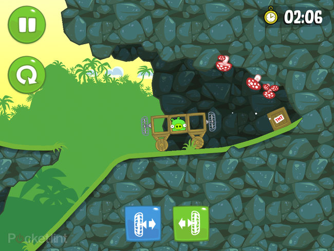 APP OF THE DAY: Bad Piggies review (iPad / iPhone / Android) - photo 8