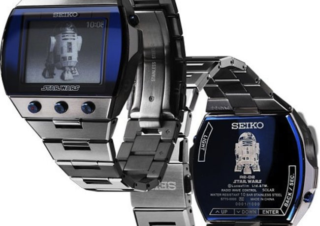 Seiko shows off Star Wars limited edition watches - photo 1