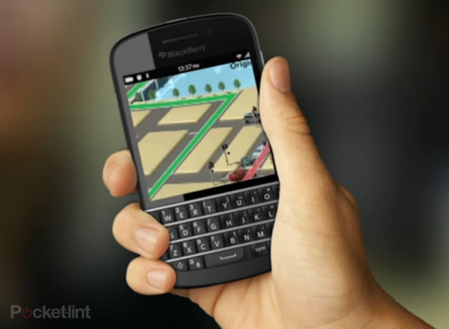 BlackBerry 10 phones leak, meet the new Qwerty BB 10 Bold - photo 6