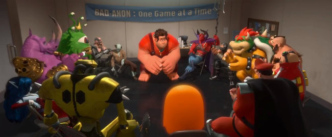 Disney's Wreck-It Ralph film brings retro video game villains to life (video) - photo 1