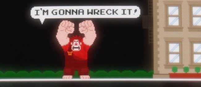 Disney's Wreck-It Ralph film brings retro video game villains to life (video) - photo 2