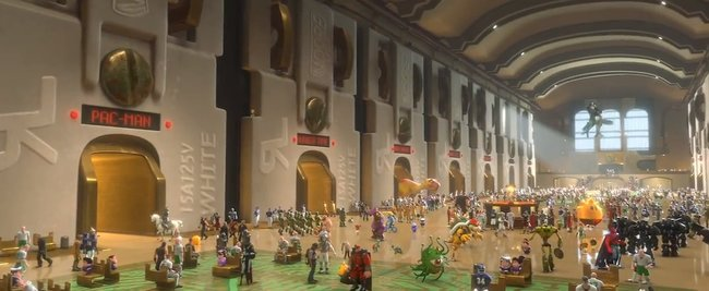 Disney's Wreck-It Ralph film brings retro video game villains to life (video) - photo 4