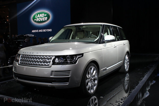 Range Rover (2013) pictures and hands-on - photo 7