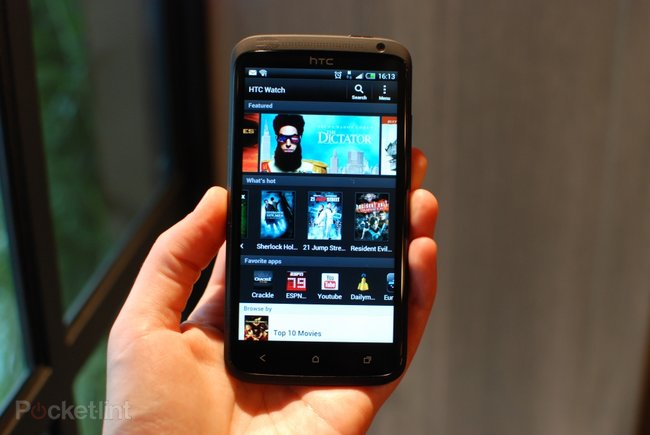 HTC One X+ pictures and hands-on - photo 1