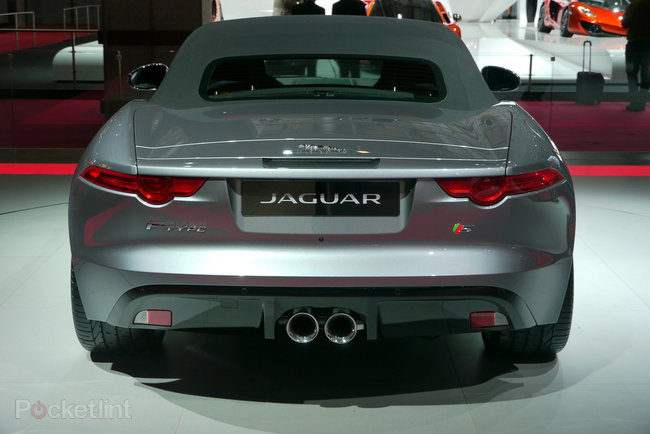 Jaguar F-type pictures and hands-on - photo 13